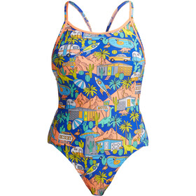 Funkita Diamond Back Swimsuit Women wacky west